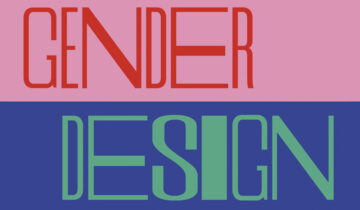Exposición GENDER DESIGN