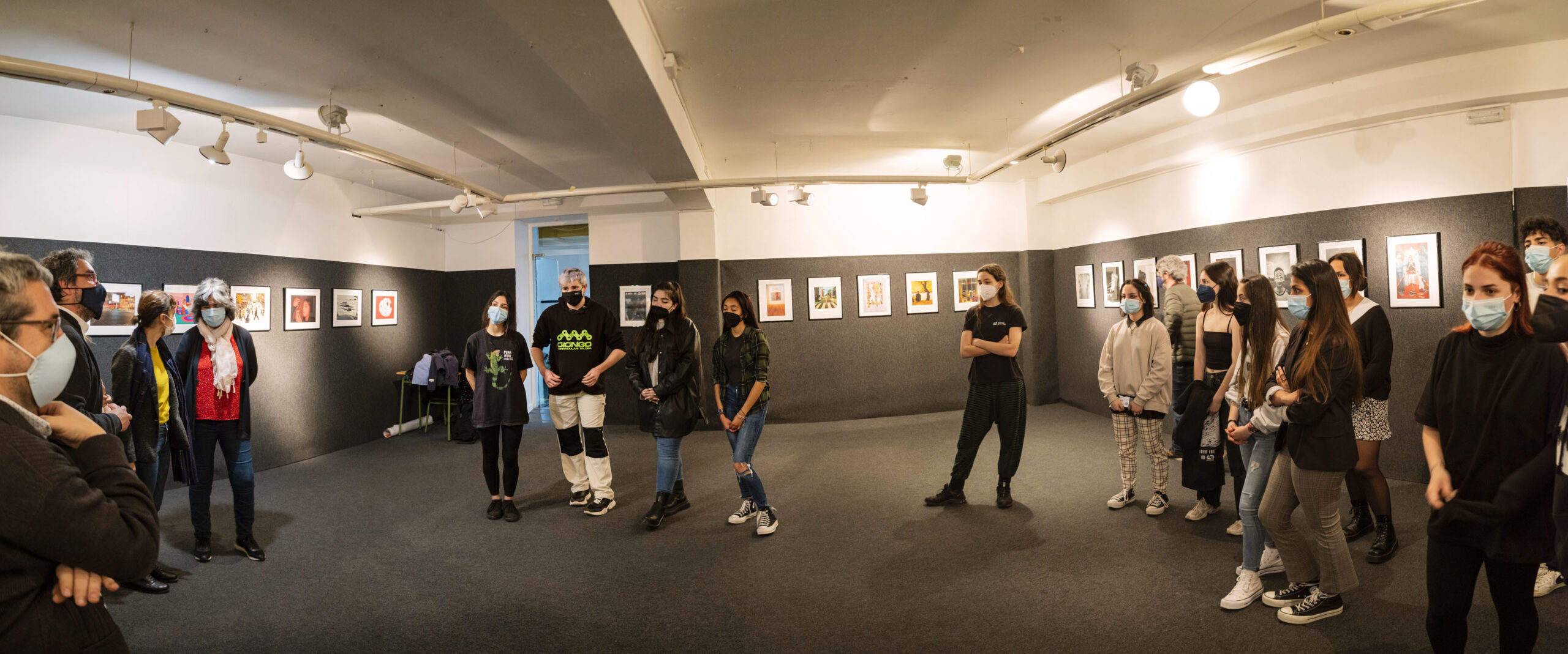 Alerta, Exposición del IES Batalla de Clavijo