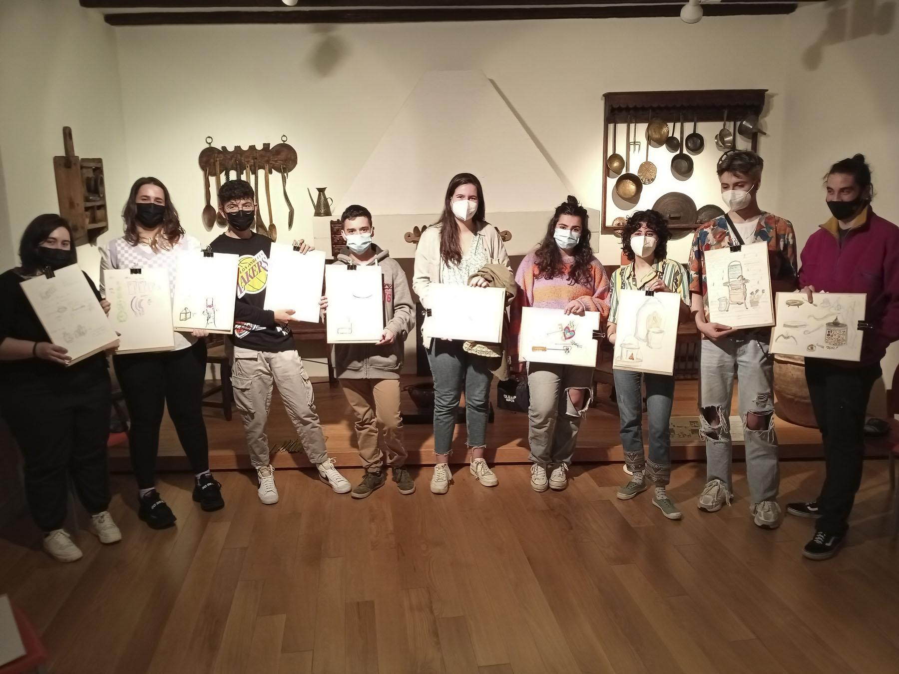 Jornada en el Museo de La Rioja