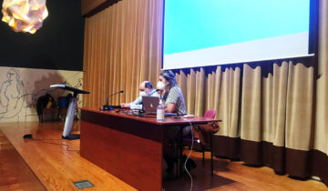 Conferencia del Colegio Oficial de Decoradores Diseñadores de Interiores de La Rioja.