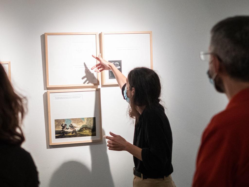 Inaugurada la exposición Los diminutos de Ana Urbina