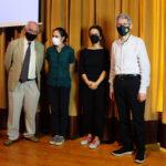Conferencia inauguración del curso académico 21-22