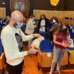 Los alumnos del Máster de Calzado presentan su primer proyecto