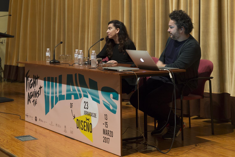 Crónica y fotos de las 23 Jornadas de Diseño