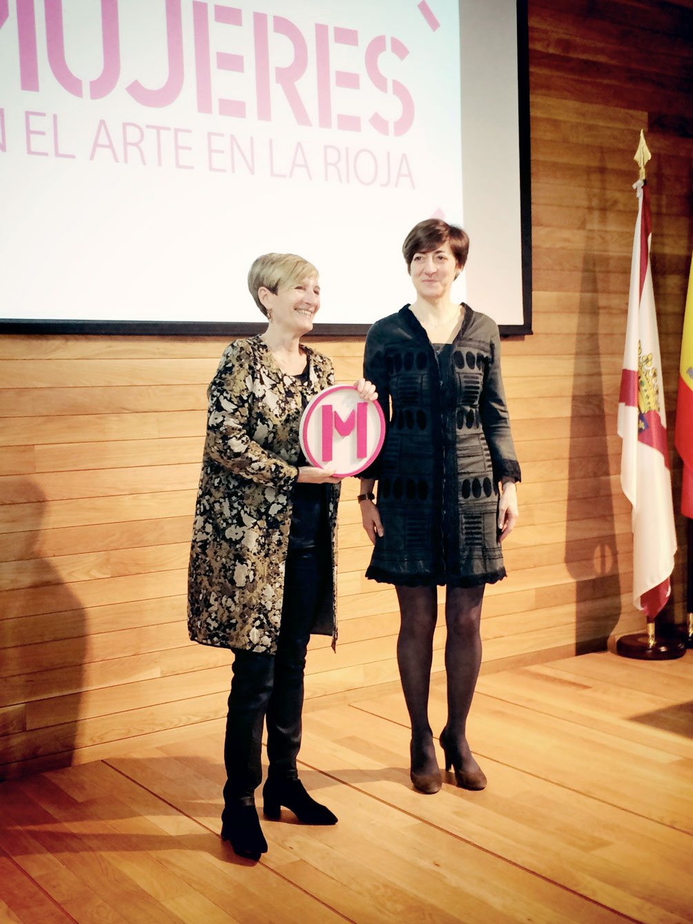 Premio Mujer Arte Mariví