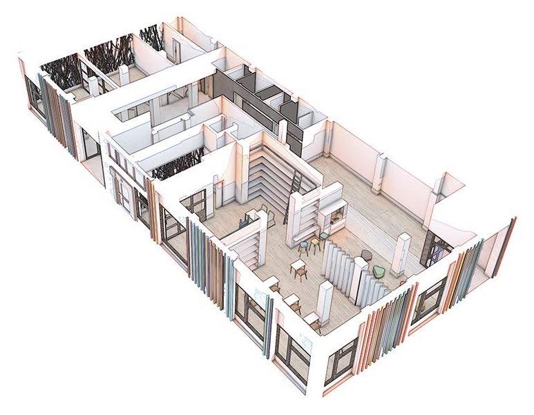 T tulo superior en dise o de interiores trabajos finales for Ciclo superior diseno de interiores