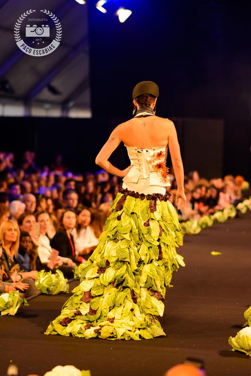 Reinterpretaciones de Dior con Verduras