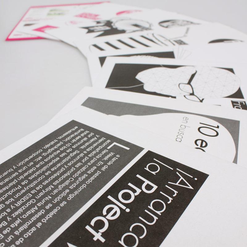 Publicación del Catálogo Project Week 2