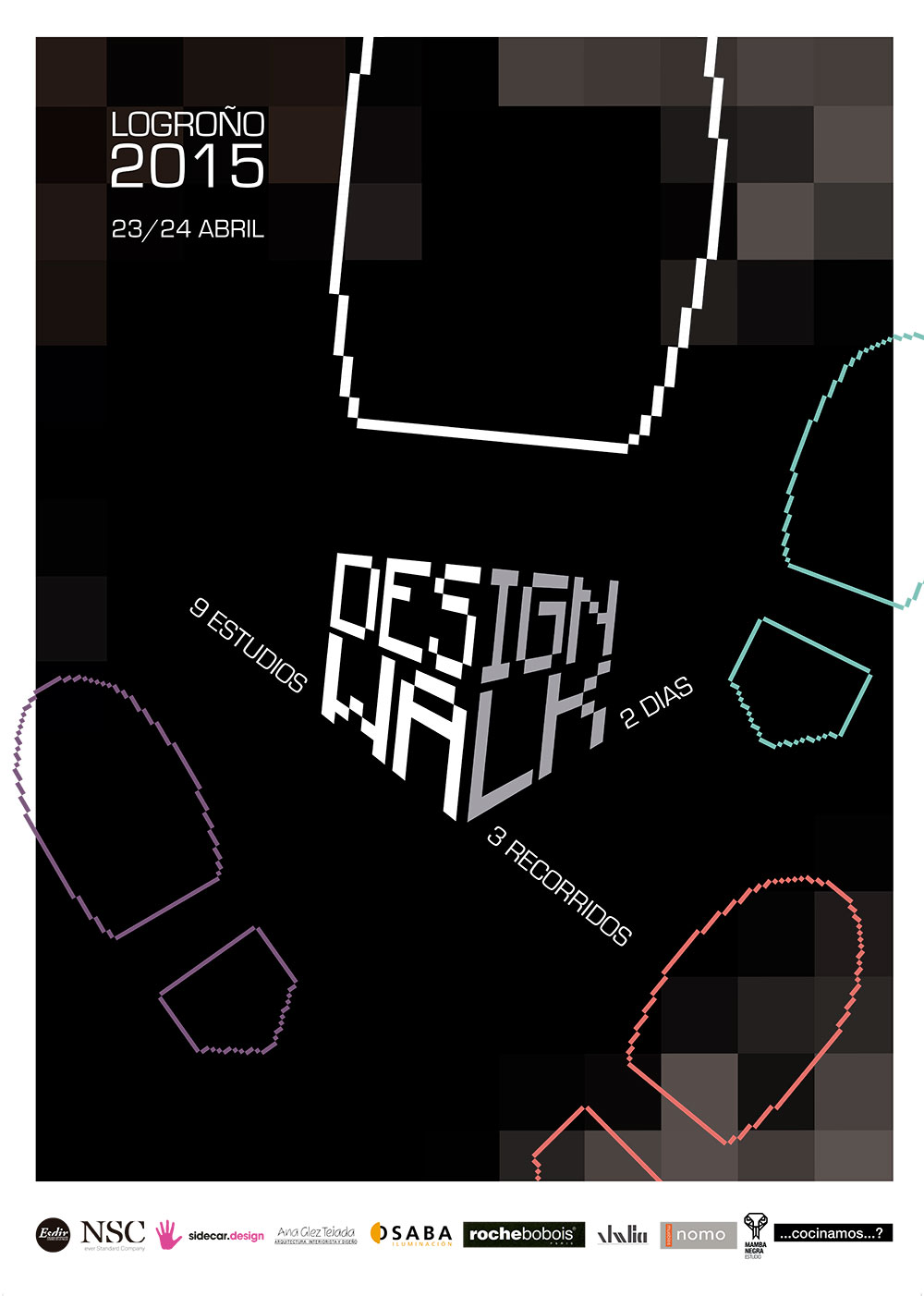 Design Walk 2015. Otras Propuestas Gráficas