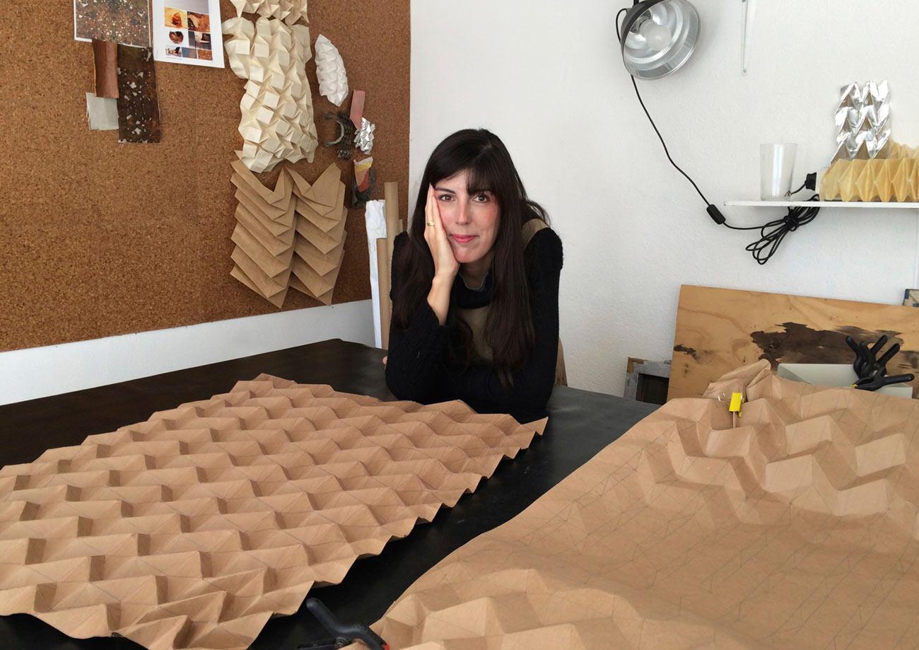 Conferencia de Arantza Vilas, diseñadora y artista textil.