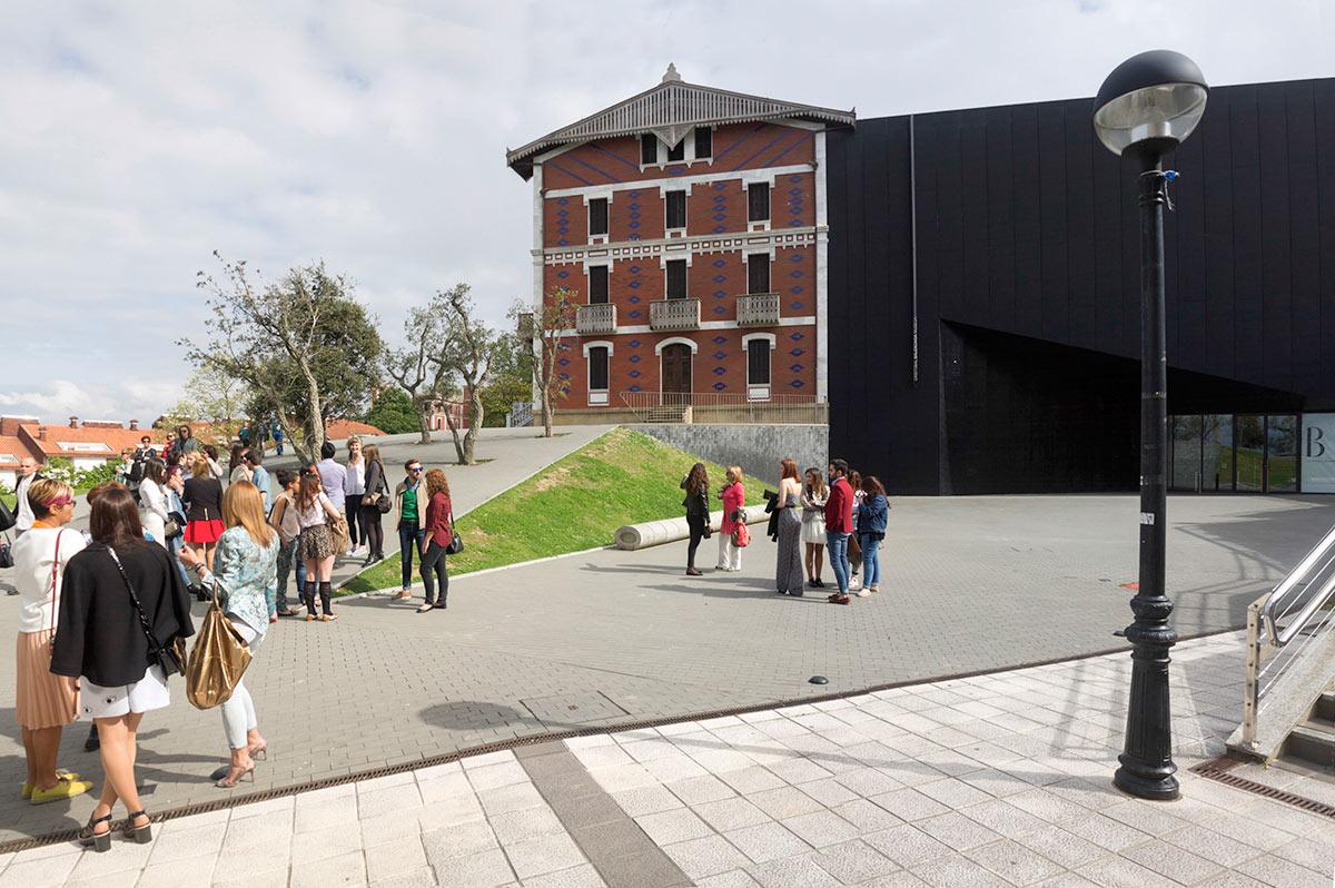 Inauguración de la Exposición Renacimiento Chic en el Museo Balenciaga