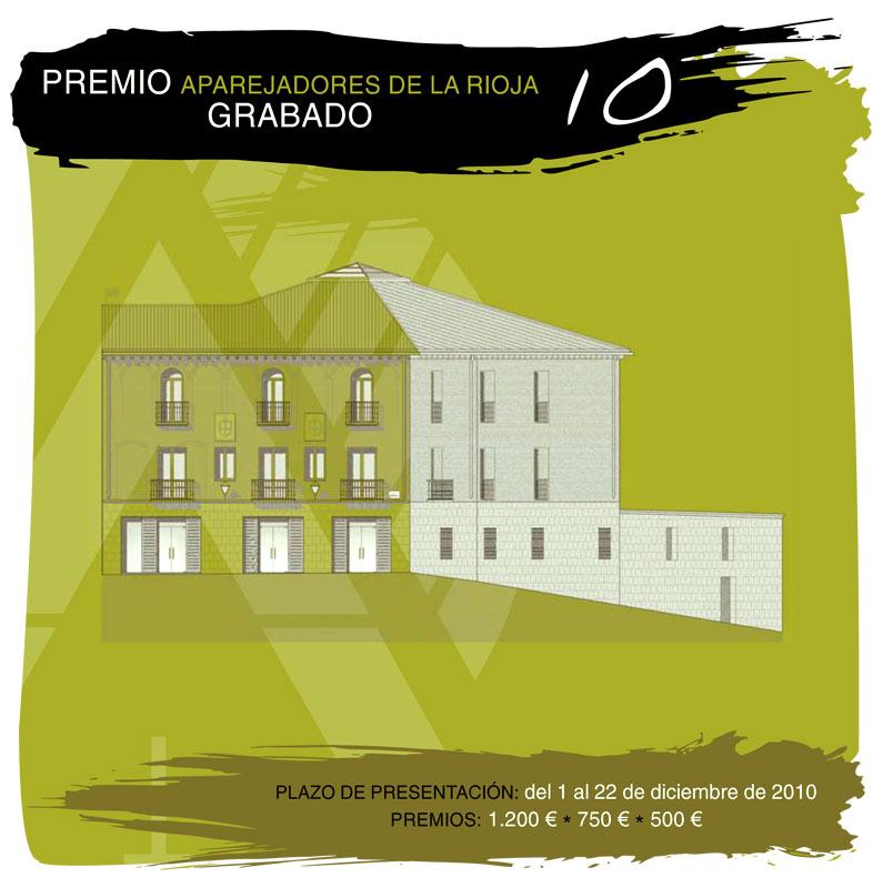 PREMIO DE GRABADO APAREJADORES DE LA RIOJA '10