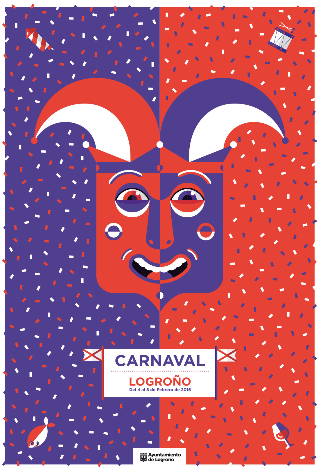 Danilo Triana Calderón gana el Concurso del Cartel de Carnaval