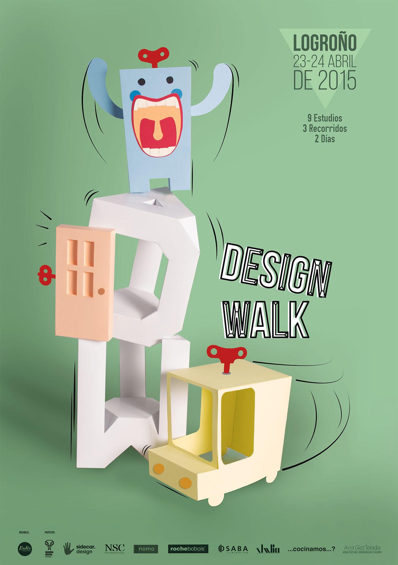 Design Walk 2015