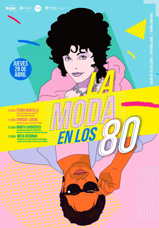 Jornada La Moda en los 80