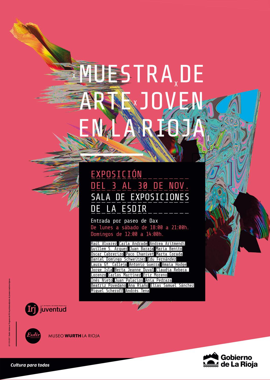 XXXIII MUESTRA DE ARTE JOVEN | ESDIR. Escuela Superior de Diseño de ...