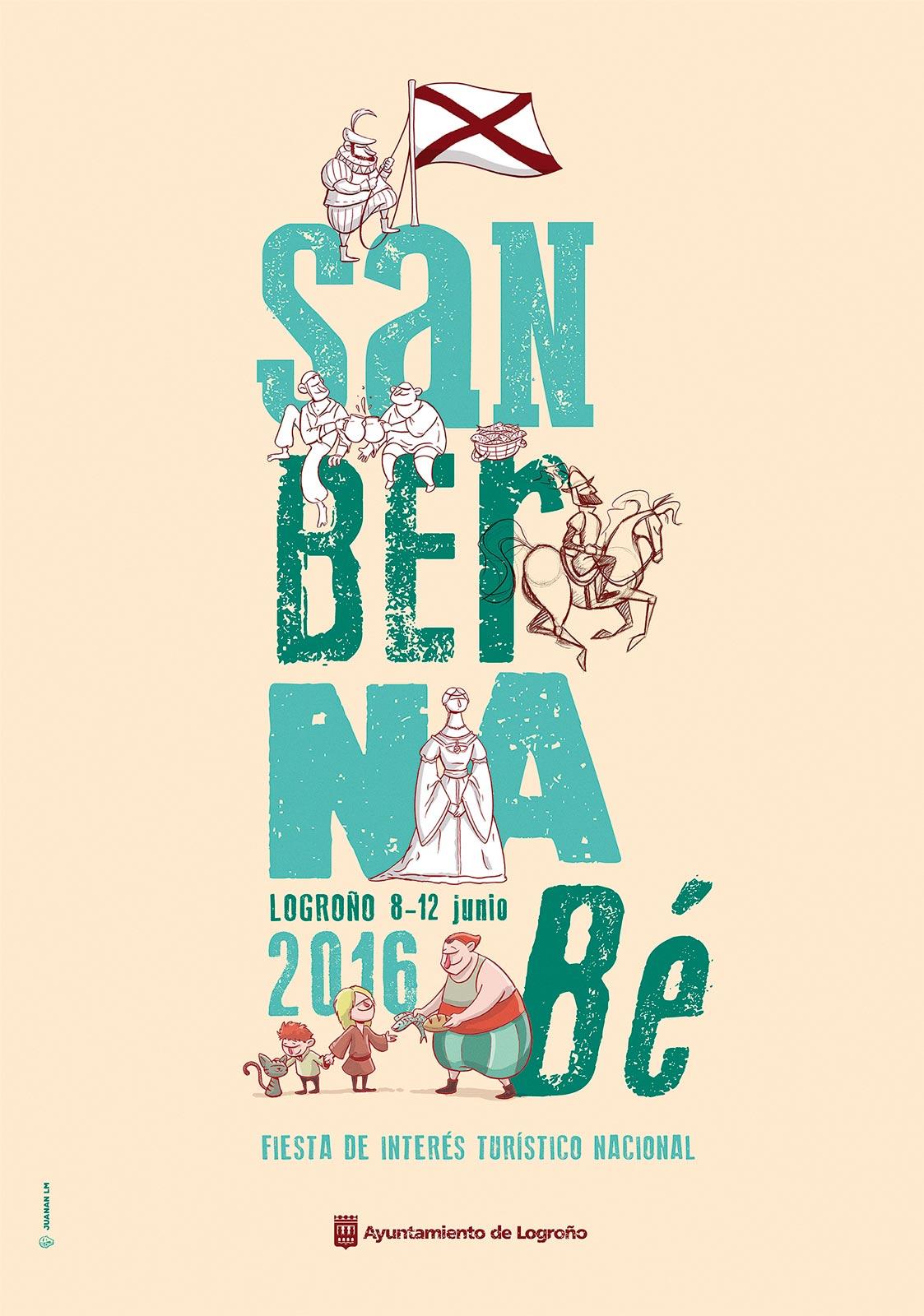 Cartel de San Bernabé