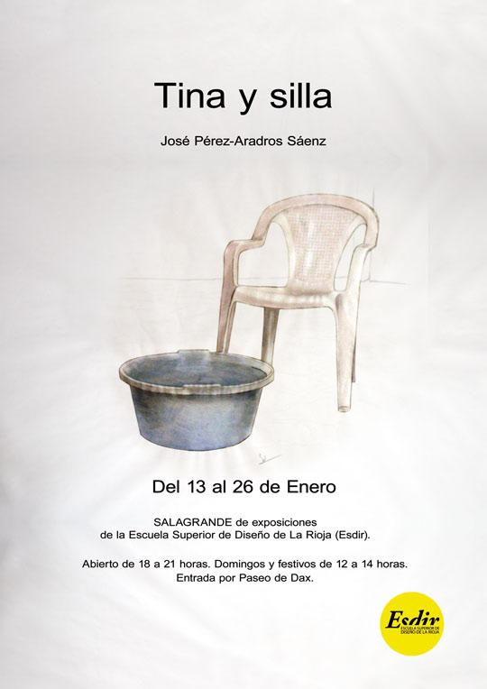 Tina y Silla: exposición de José Pérez-Aradros