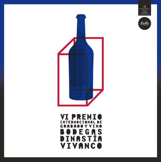 Catálogo online del VI Premio Internacional de Grabado Bodegas Dinastía Vivanco