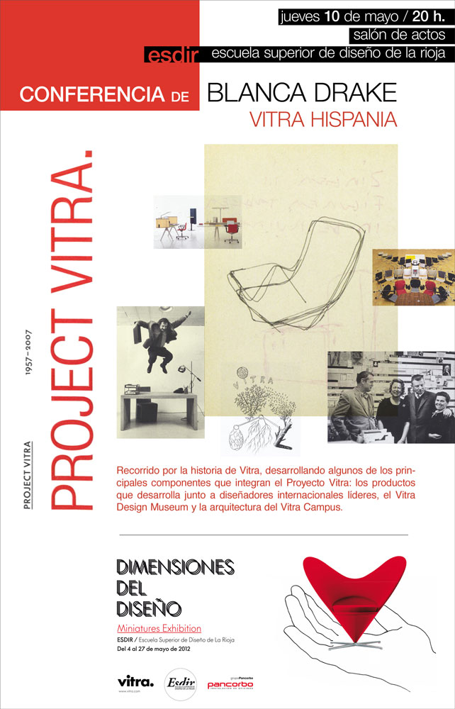 PROJECT VITRA - CONFERENCIA DE BLANCA DRAKE de VITRA HISPANIA