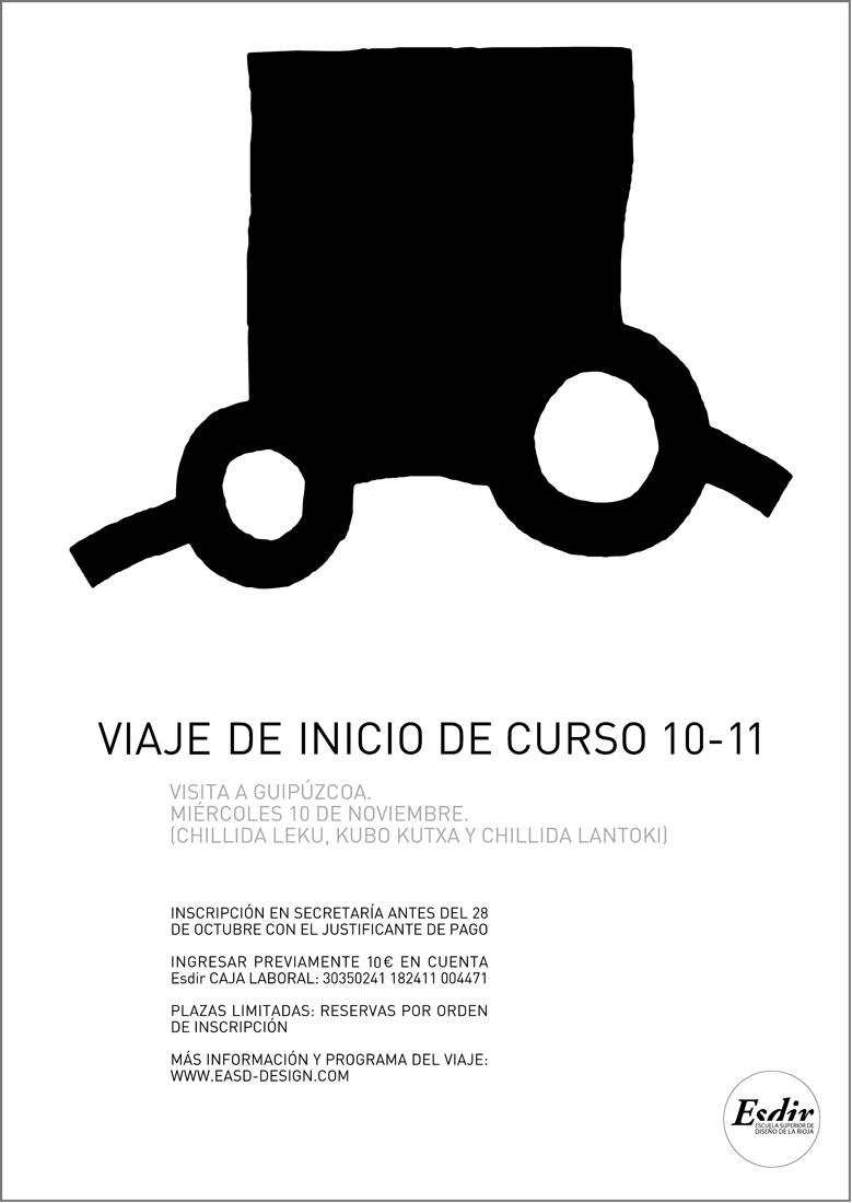 VIAJE DE INICIO DE CURSO A GUIPÚZCOA