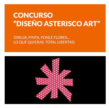 Diseño Asterisco Art