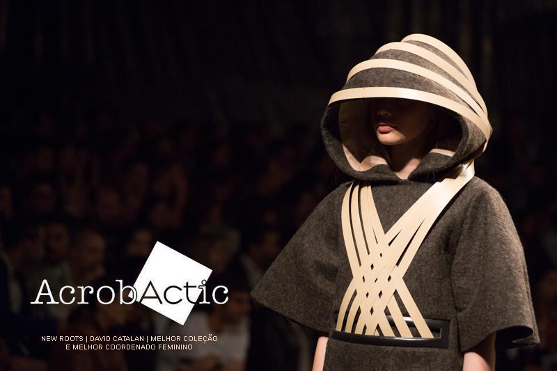 David Catalán primer premio en  AcrobAtic 2013.