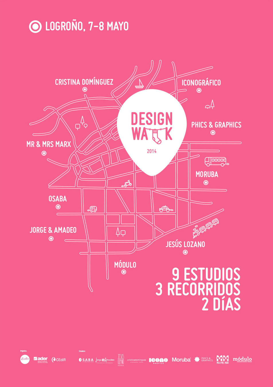 DESIGN WALK 2014