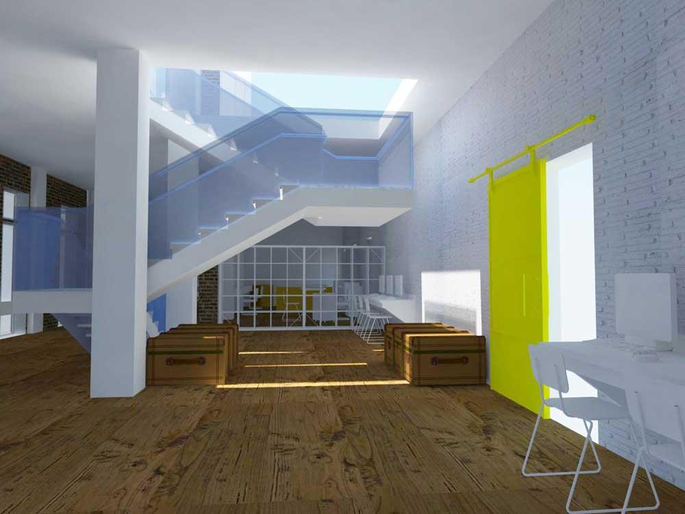 Proyectos Finales de los Estudios Superiores de Diseño de Interiores. 2011-2012