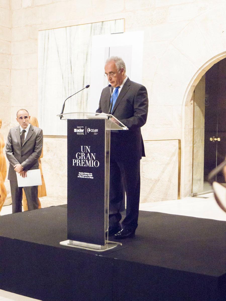Acto de entrega de la 5ª edición de los Premios Cedir