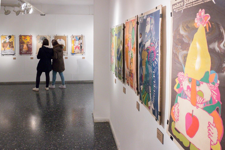 Exposición Muñoz Bachs, unas imágenes.