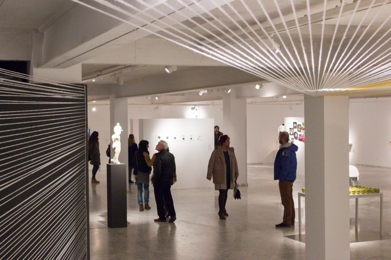 Inauguración de la exposición del Objeto: La Lana.