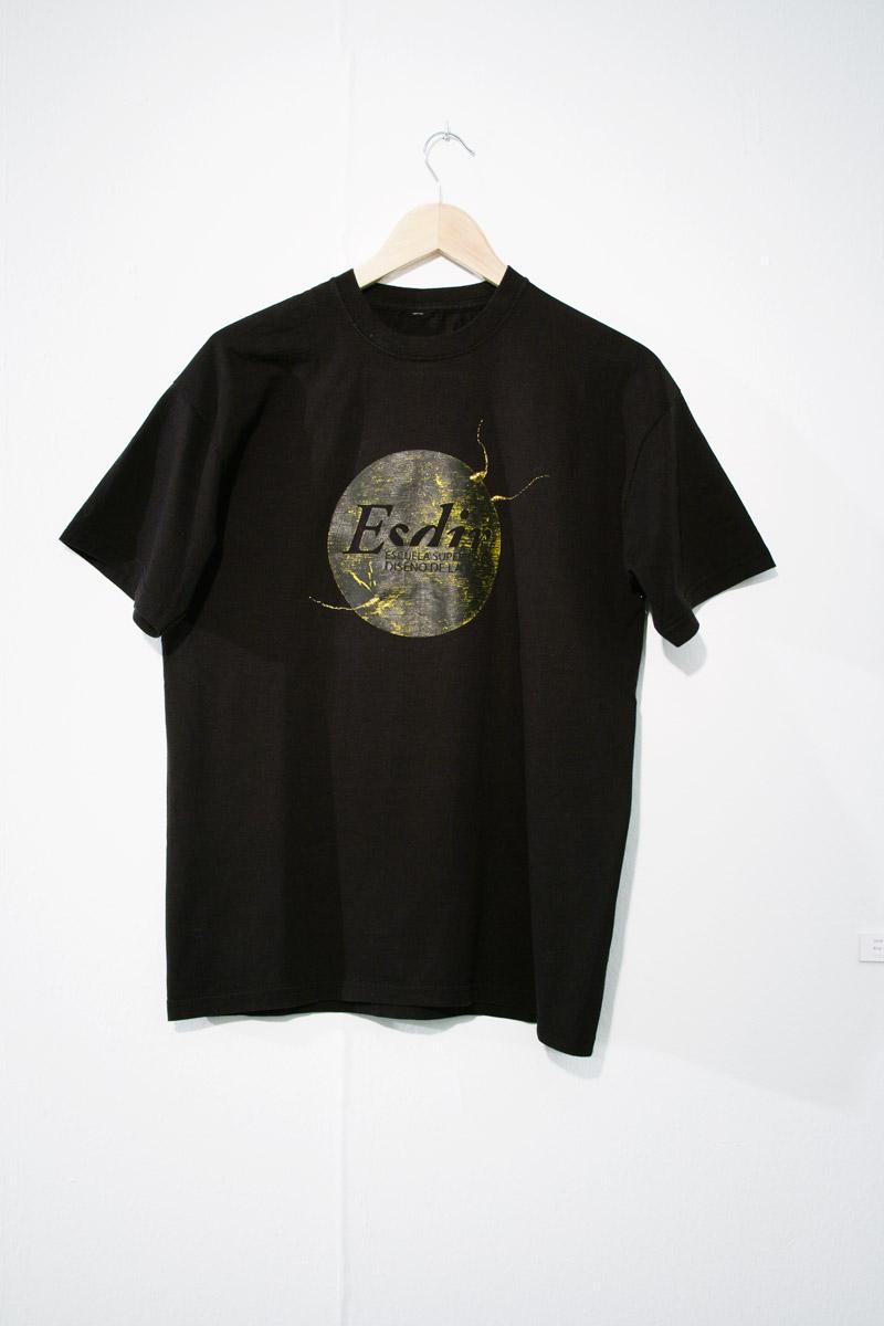 Exposición Virtual de Camisetas y Bolsas de la Esdir