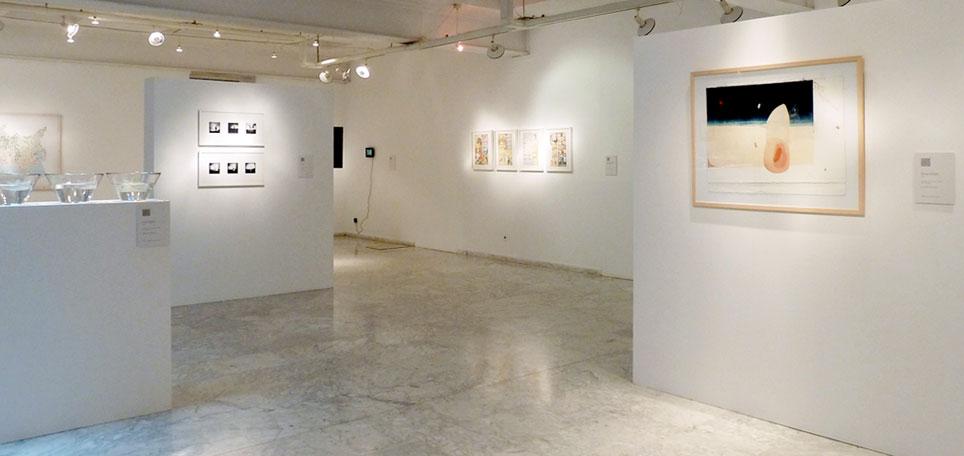 Exposición de la XXVIII Muestra de Arte Joven de La Rioja