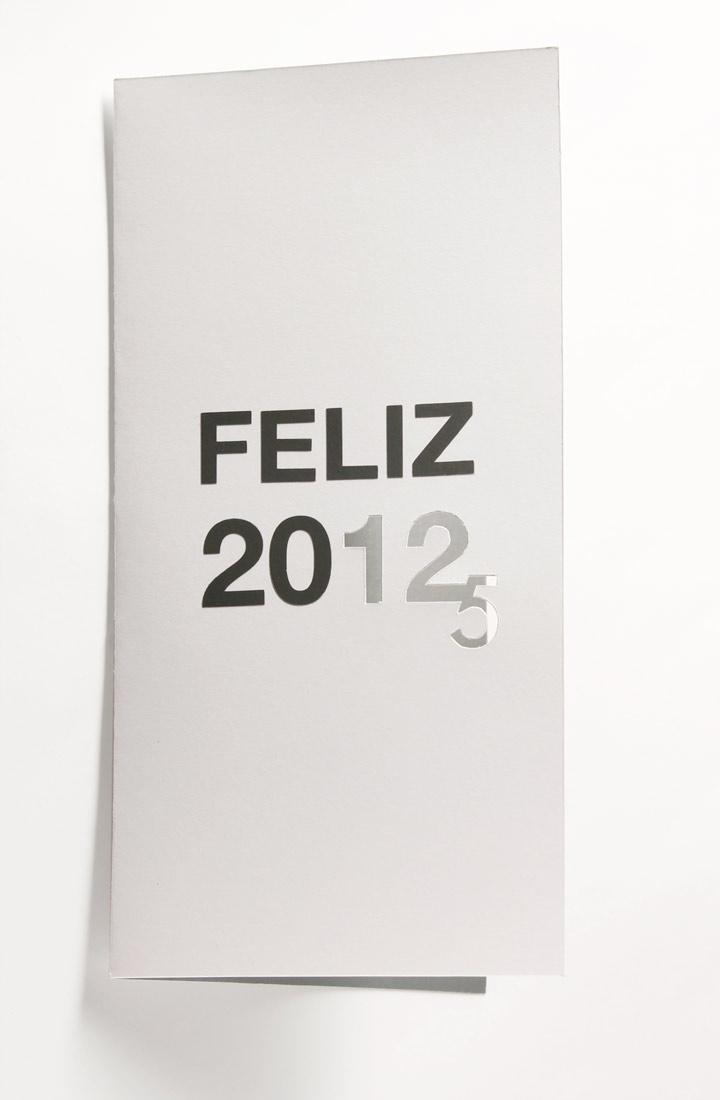 Concurso para la tarjeta navideña 2011