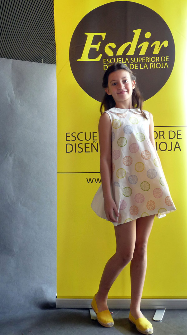 La Esdir en la feria internacional de moda infantil