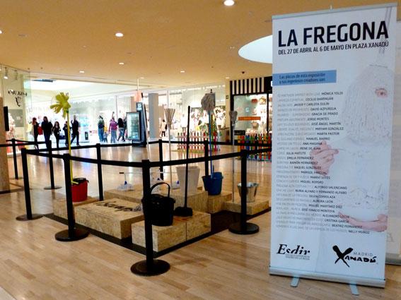 La Fregona viaja a Madrid