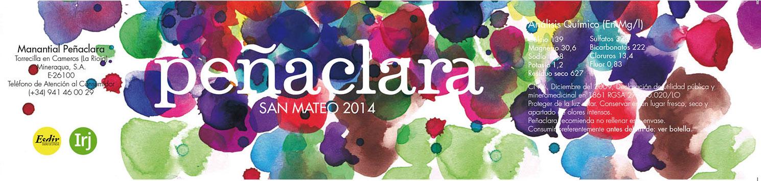 Andrea Marquina Franco ganadora del VI Concurso Etiqueta Peñaclara
