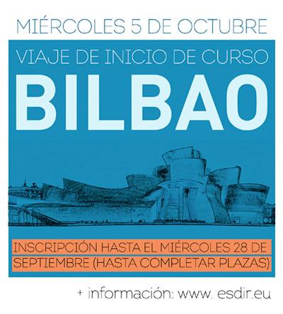 Viaje Bilbao