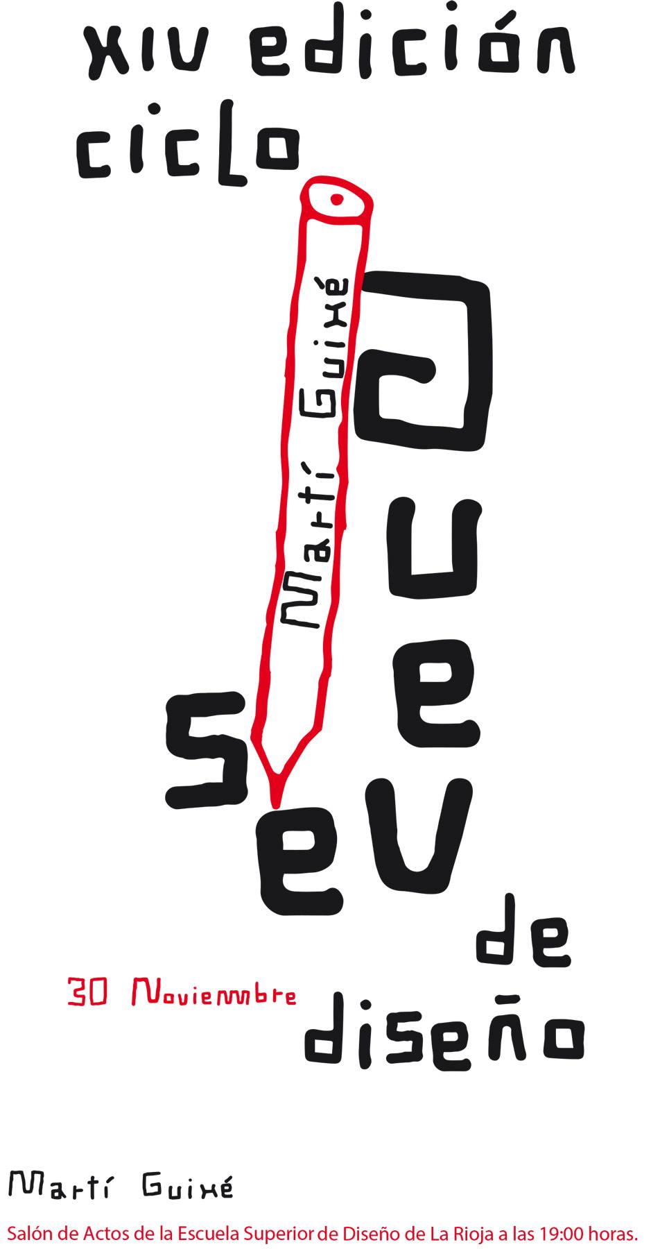 Martí Guixé en los Jueves de Diseño