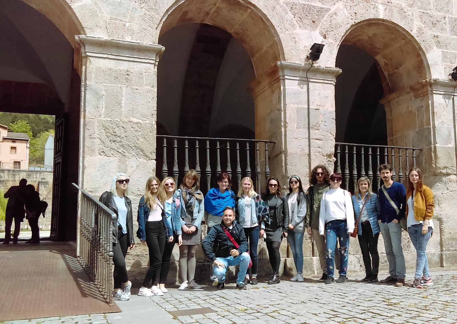 Eramus + farewell trip