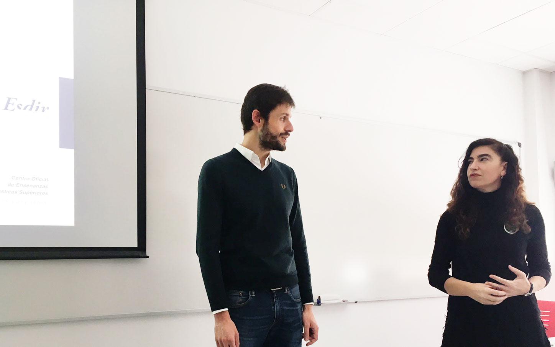 Sesión conjunta de la ESDIR y el Grupo de Informática de la Universidad de La Rioja