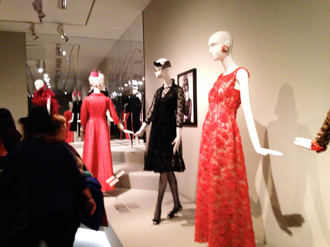 Visita a Madrid de la especialidad de Moda