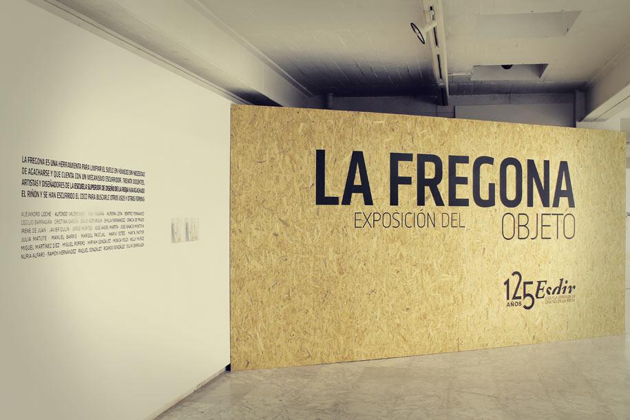 Inauguración de la Exposición de La Fregona