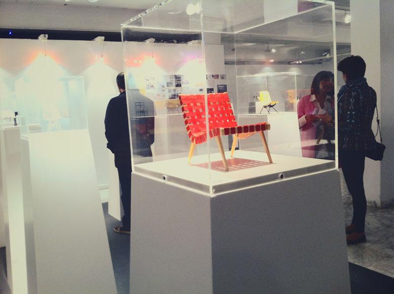 Se inauguró la exposición Dimensiones del Diseño