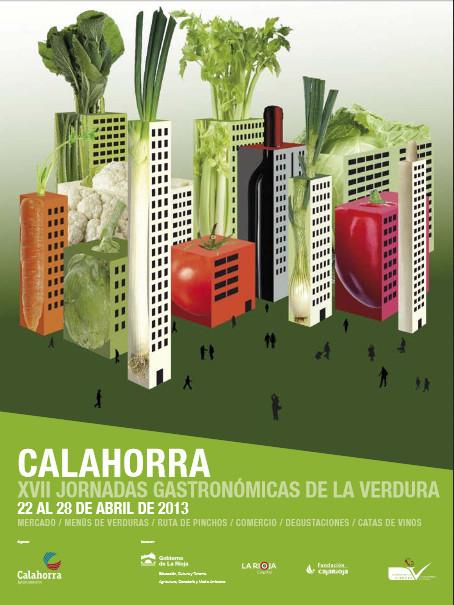 Presentación en Madrid de las Jornadas Gastronómicas de Calahorra