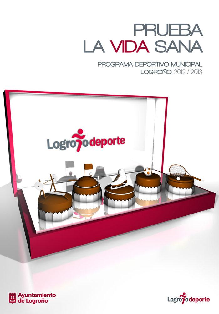 Concurso para Logrodeporte 2012-13