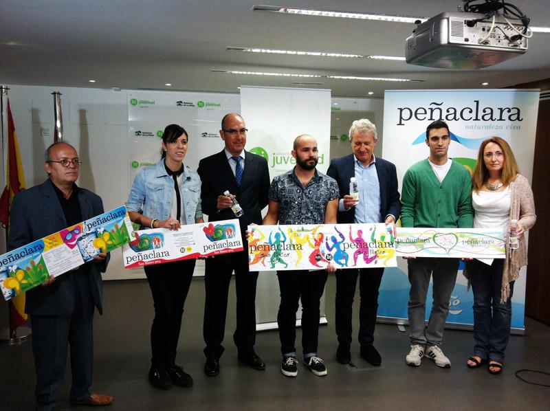 Entregados los premios del V Concurso de etiquetas Peñaclara 2013