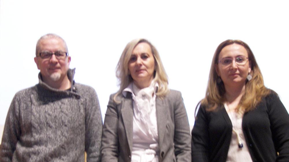 Charla de Cristina Domínguez, Presidenta del Colegio de Diseñadores de Interior