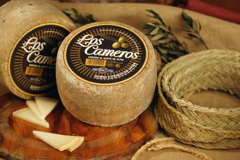 Packaging para queso